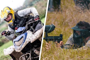 Extreme Quad Biking & Paintball