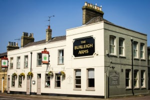 Burleigh Arms in Cambridge