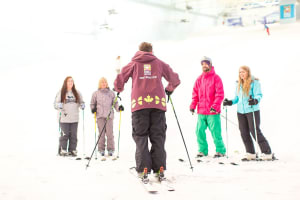 Ski Taster Lesson