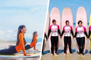 Yoga & Surfing Combo