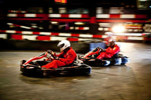 Indoor Karting - Arrive & Drive
