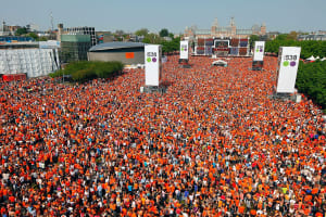 "Queens Day – ""Orange madness"""