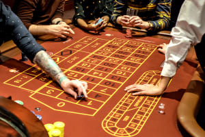 Casino Entry at Grosvenor Casino - Bristol