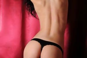 Lap Dancing Club, Female Stripper