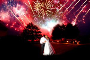 DYO Wedding Firework Display