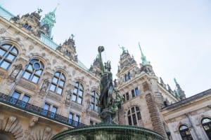 Hamburg Cityscape CHILLISAUCE