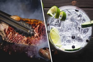 Gin Experience & 2 Course Meal - Manchester