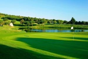 18 Holes at Platja d´Aro Course