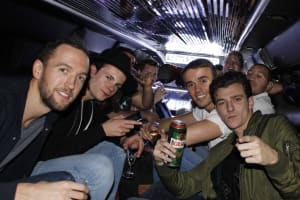 budapest limousines stag group