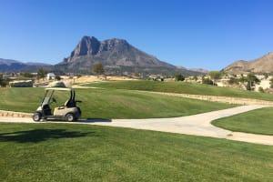 18 Holes at Puig Campana Golf