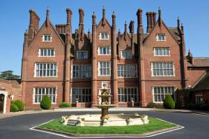 Dunston Hall - Hotel exterior