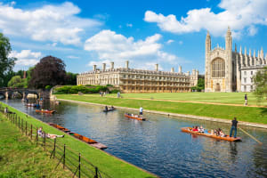 Cambridge: the highlights