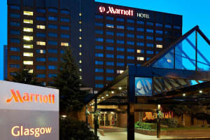 Marriot Glasgow - exterior