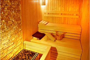 Magnolia Day Spa - sauna area