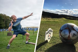 Footgolf & Highland Games