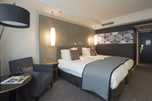 Superior Bedroom, Crowne Plaza - Nottingham