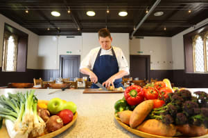 Cooking workshop Blackfriars Restaurant & Banquet Hall