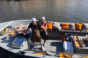 BBQ Canal Cruise