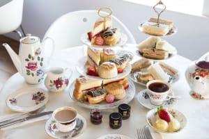 Prosecco Vintage Afternoon Tea