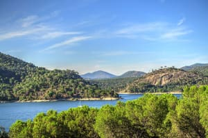 San Juan Reservoir Madrid