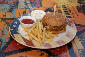 American Meal at MOONShine