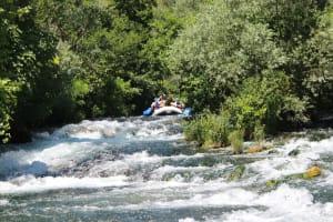 Rafting Cetina group rafting