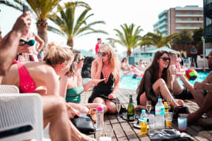 Aparthotel Playasol Jabeque Soul beach party