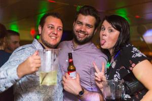 Music Genre Boat Party Newcastle - CHILLISAUCE
