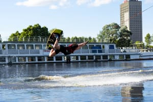 Wake Boarding - 15 Minutes