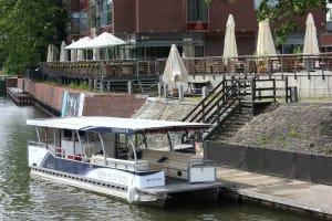 Boat Jazz Przystań Funboat website removed