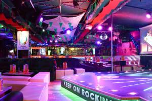 Karaokebar Green Mango dance floor