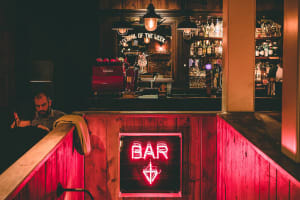 Red Dog Saloon - Liverpool bar