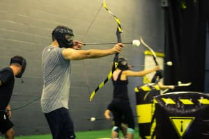 Indoor Combat Archery