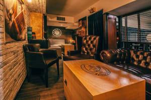 Caldo Bar interior