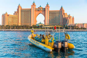 Arabian Adventures boating tour