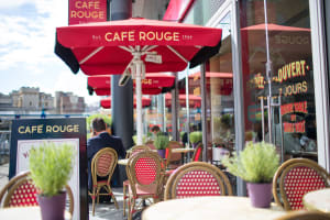 Cafe Rouge - St Katherines Dock
