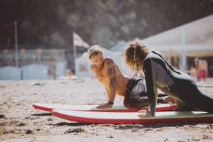 Surfing Lesson - 1 Hour