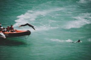 Wet 'n' Wild Powerboat Tour