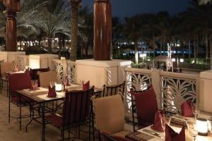 Jumeirah Al Qasr restaurant