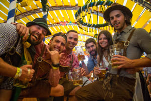 Oktoberfest or Springfest Package