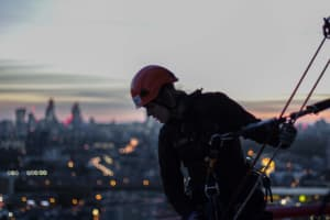 Abseil Down The ArcelorMittal Orbit