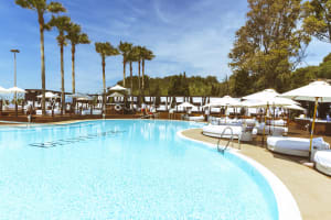 Opium Beach Club Marbella