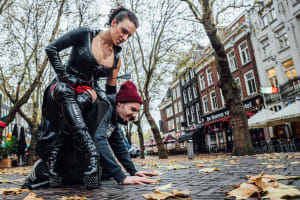 Guided Dominatrix Bar Crawl