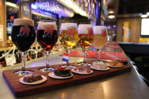 Dutch Beer Tasting