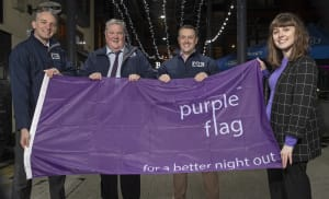 Purple Flag - Crime
