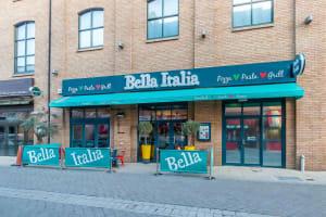 Bella Italia - Norwich Riverside