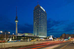 Park Inn by Radisson - Berlin Alexanderplatz