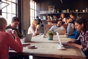 Startup Tech Coffee
