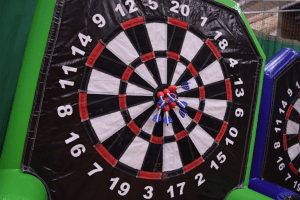inflatable giant darts