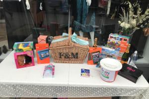 charity shop hustle gift bag